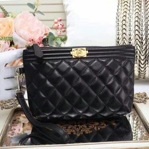 Chanel Leather Clutch VIP Gift